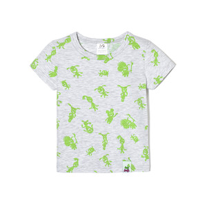 t-shirt Agingi green